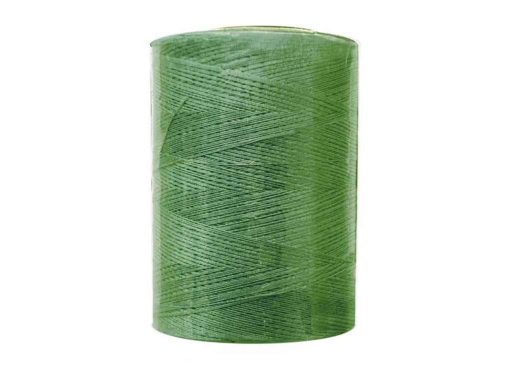 Coats Cotton Machine Quilting Thread 1200 yd. #63A Field Green