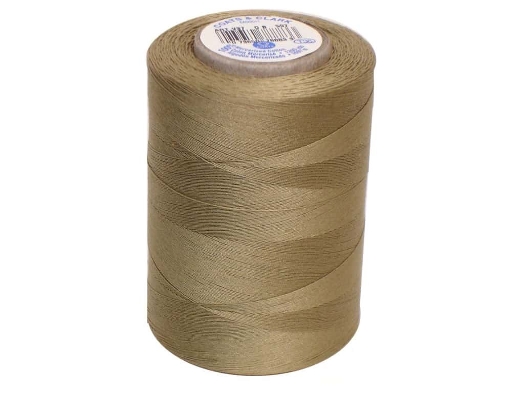 Coats Cotton Machine Quilting Thread 1200 yd. #597 Mother Goose