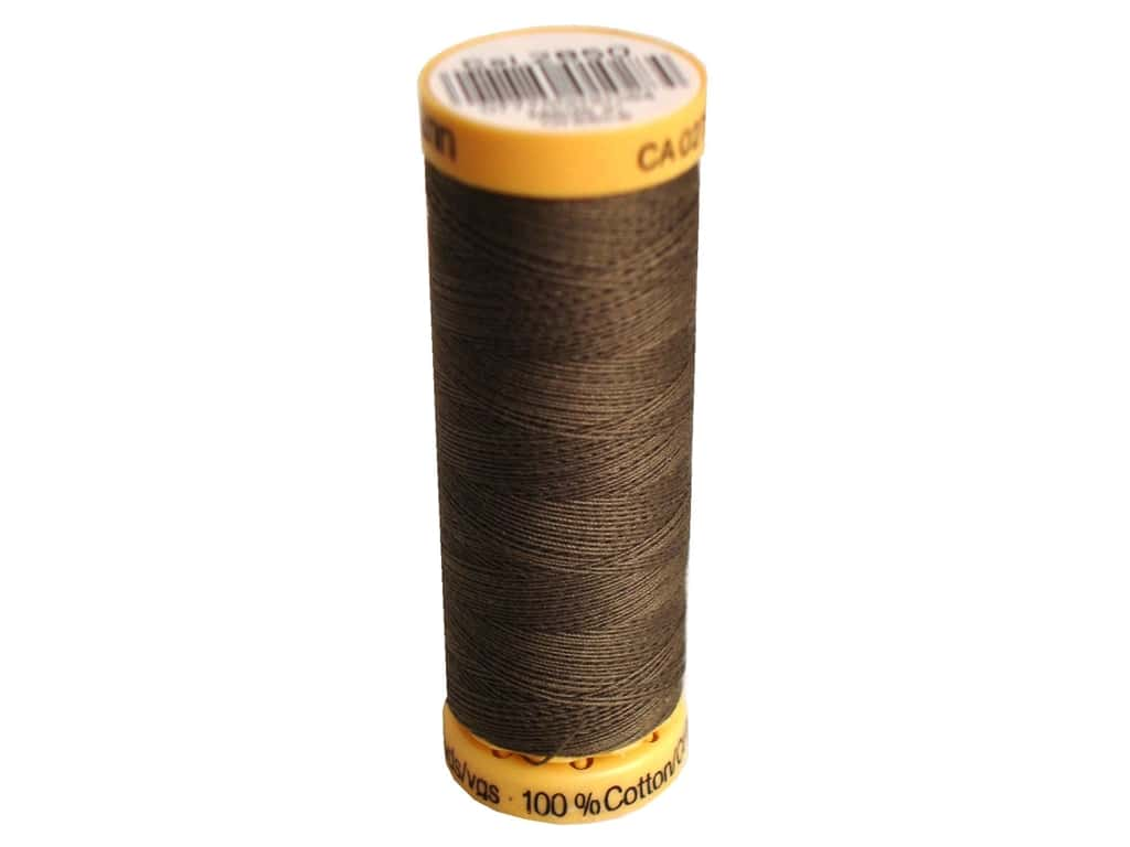 Gutermann 100% Natural Cotton Sewing Thread 109 yd. #2850 Dark Dogwood