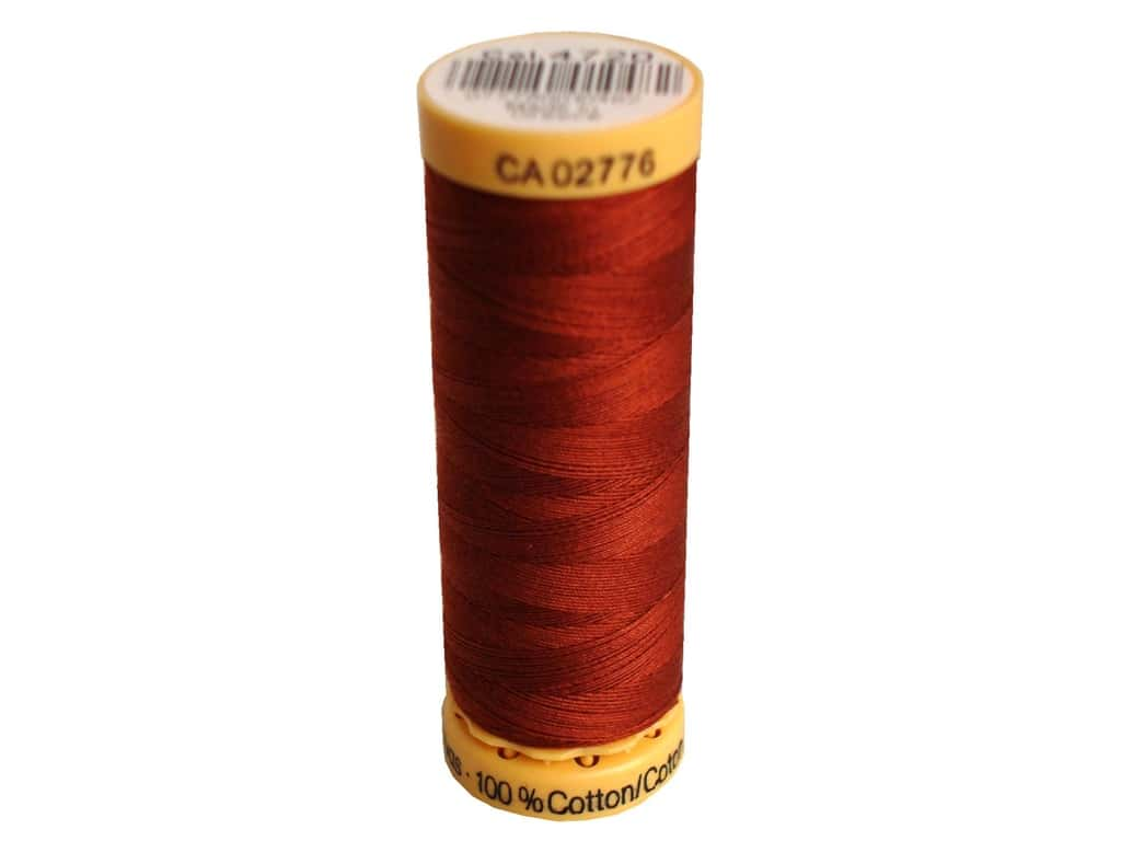 Gutermann 100% Natural Cotton Sewing Thread 109 yd. #4720 Rust
