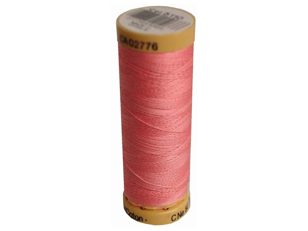 Gutermann 100% Natural Cotton Sewing Thread 109 yd. #5110 Dawn Pink