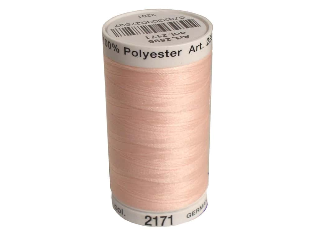 Mettler PolySheen Embroidery Thread 875 yd. #2171 Blush