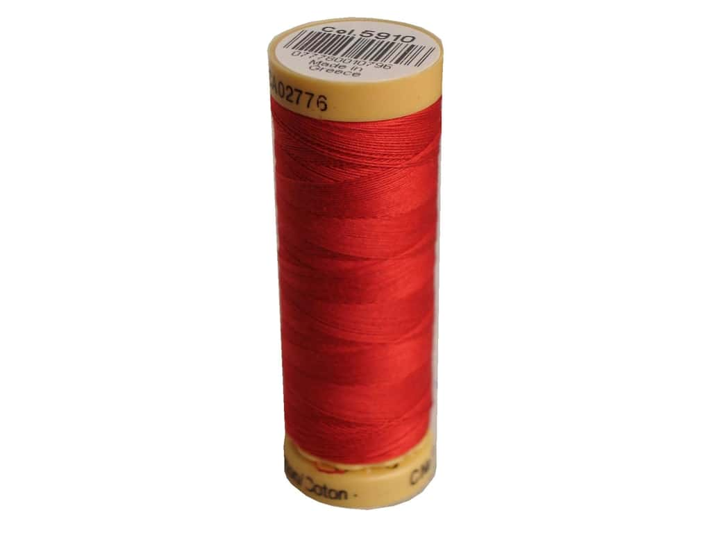 Gutermann 100% Natural Cotton Sewing Thread 109 yd. #5910 Peasant
