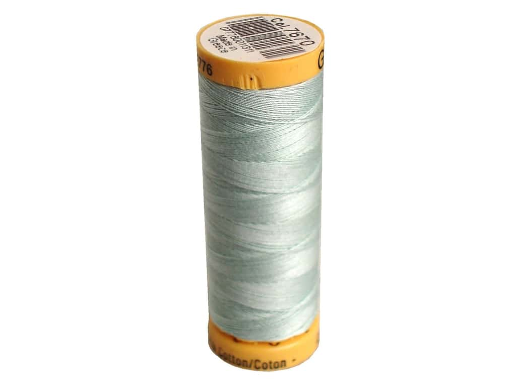 Gutermann 100% Natural Cotton Sewing Thread 109 yd. #7670 Twilight