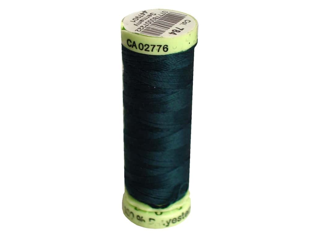 Gutermann Top Stitch Heavy Duty Thread 33 yd. #784 Spruce