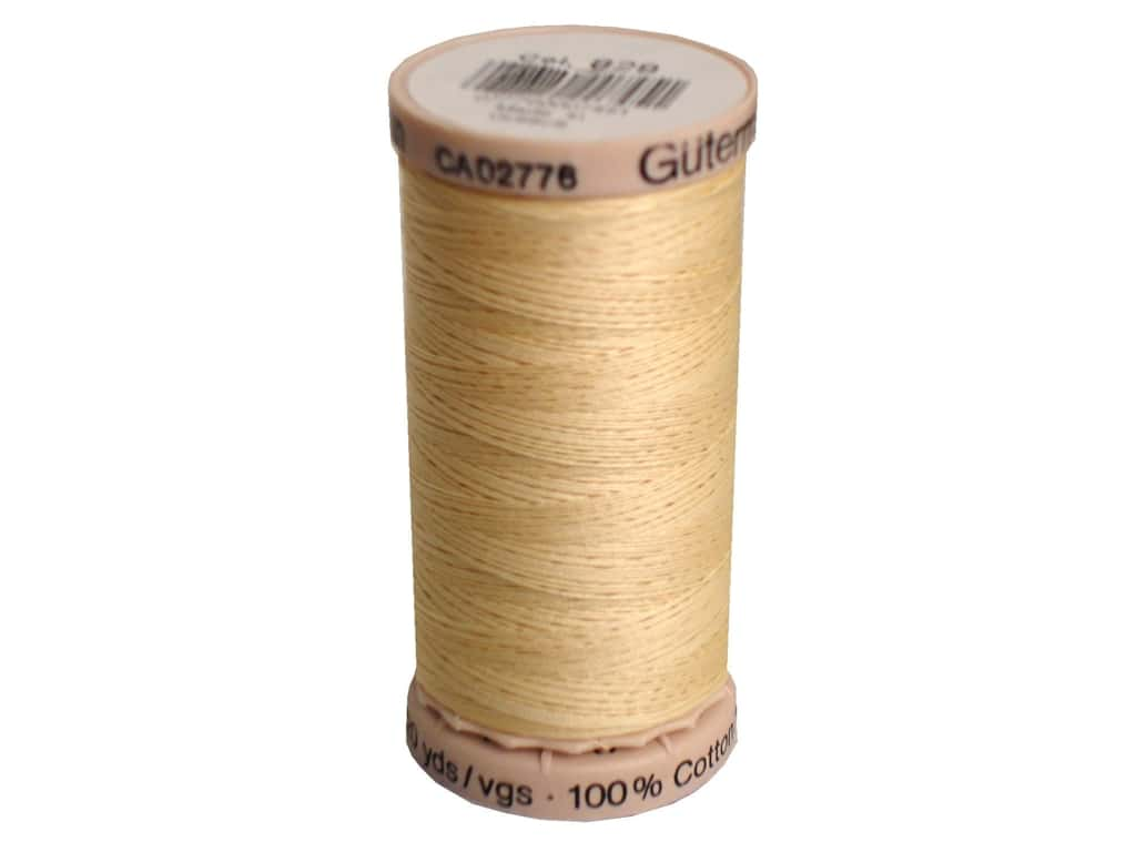 Gutermann Hand Quilting Thread 220 yd. #829 Ecru