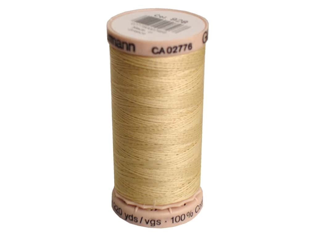 Gutermann Hand Quilting Thread 220 yd. #928 Cream