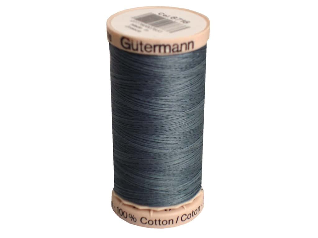 Gutermann Hand Quilting Thread 220 yd. #6716 Medium Glacier