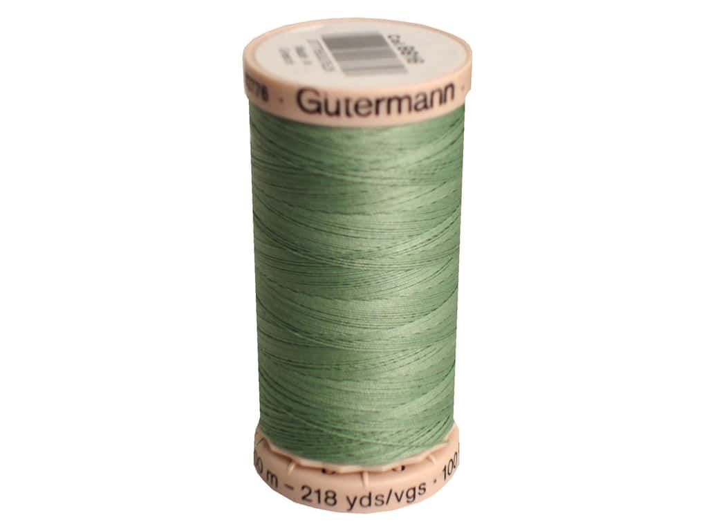 Gutermann Hand Quilting Thread 220 yd. #8816 Light Green