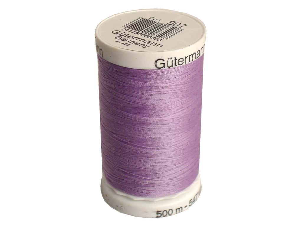 Gutermann Sew-All Thread 547 yd. #907 Dahlia