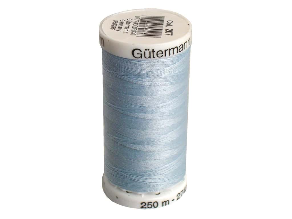 Gutermann Sew-All Thread 273 yd. #207 Echo Blue