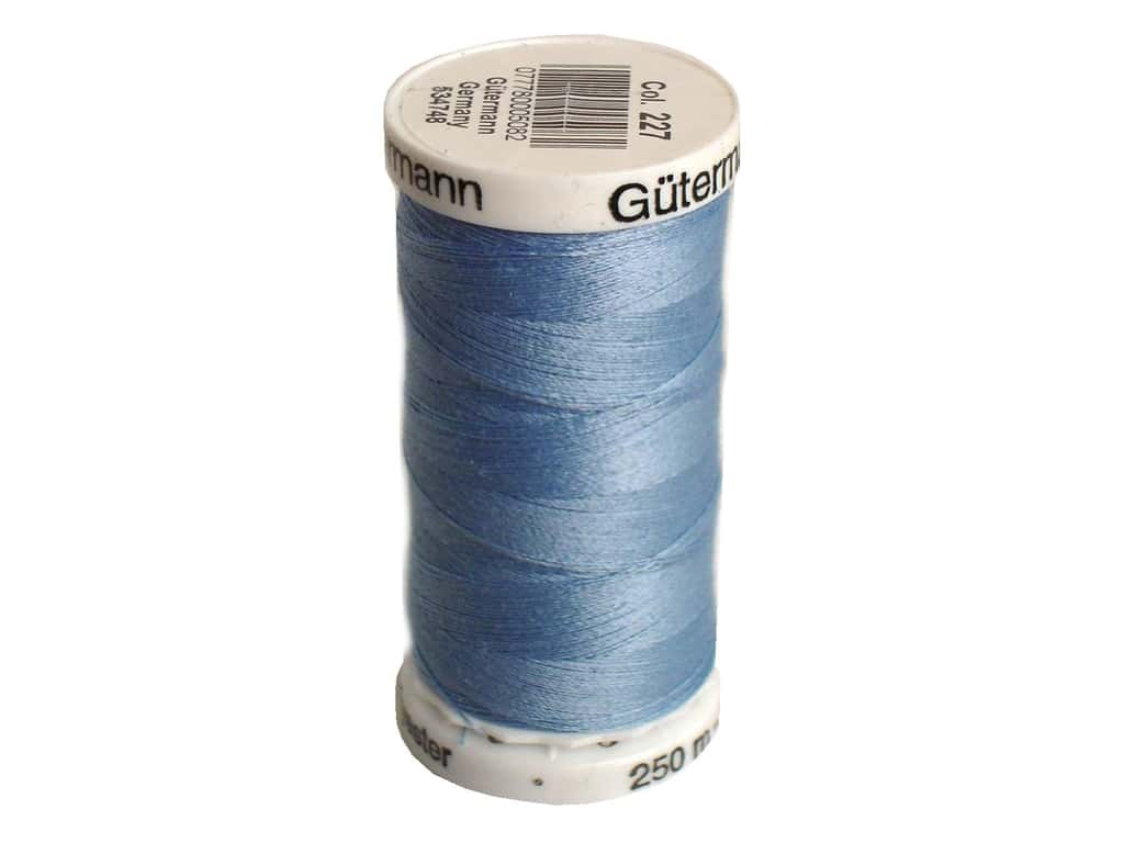 Gutermann Sew-All Thread 273 yd. #227 Copen Blue