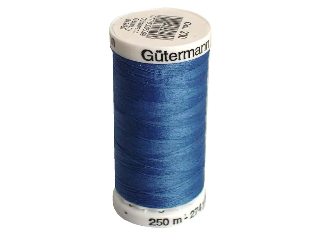 Gutermann Sew-All Thread 273 yd. #230 Alpine Blue