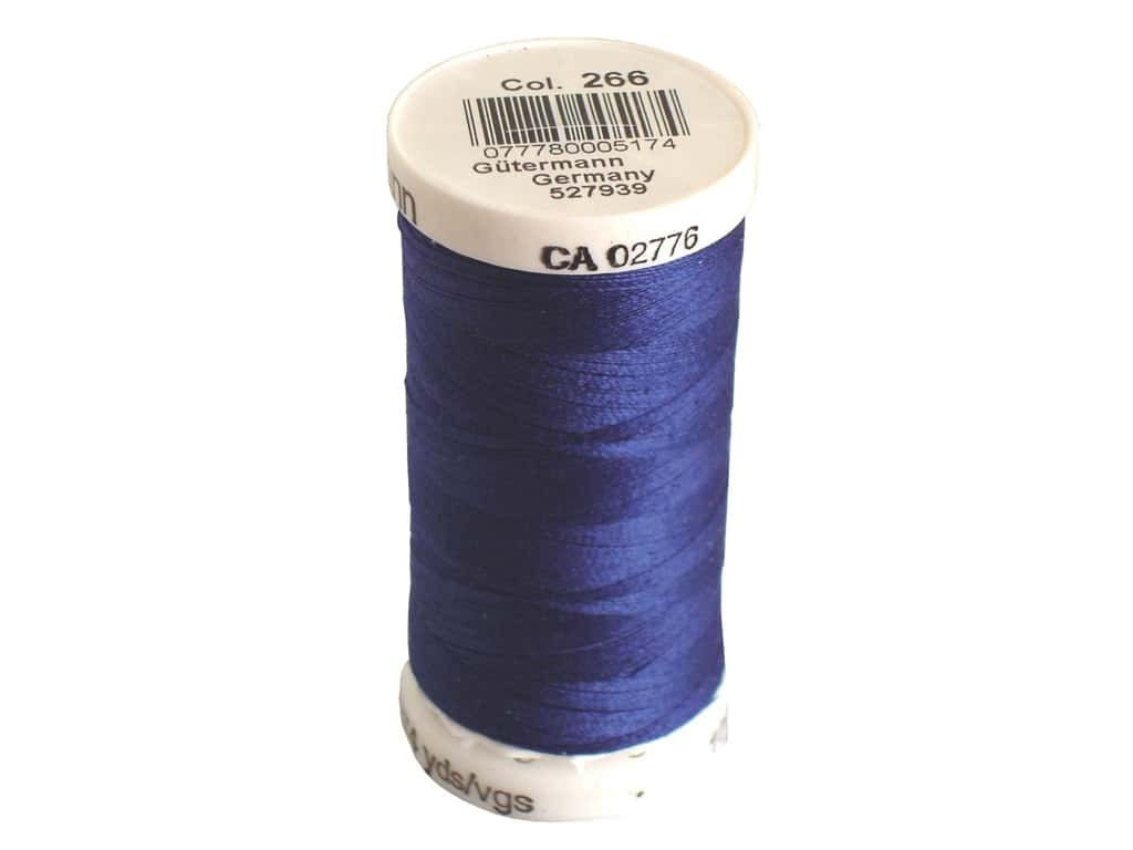 Gutermann Sew-All Thread 273 yd. #266 Brite Navy