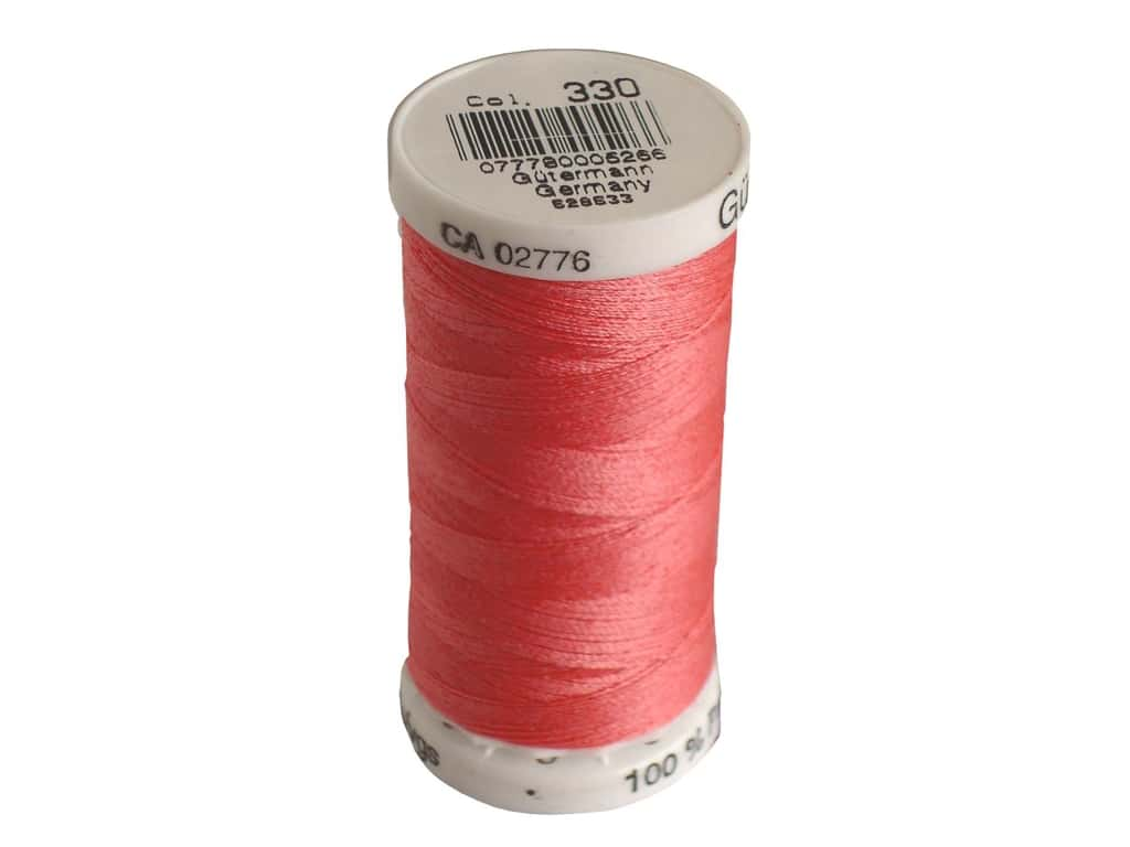 Gutermann Sew-All Thread 273 yd. #330 Hot Pink