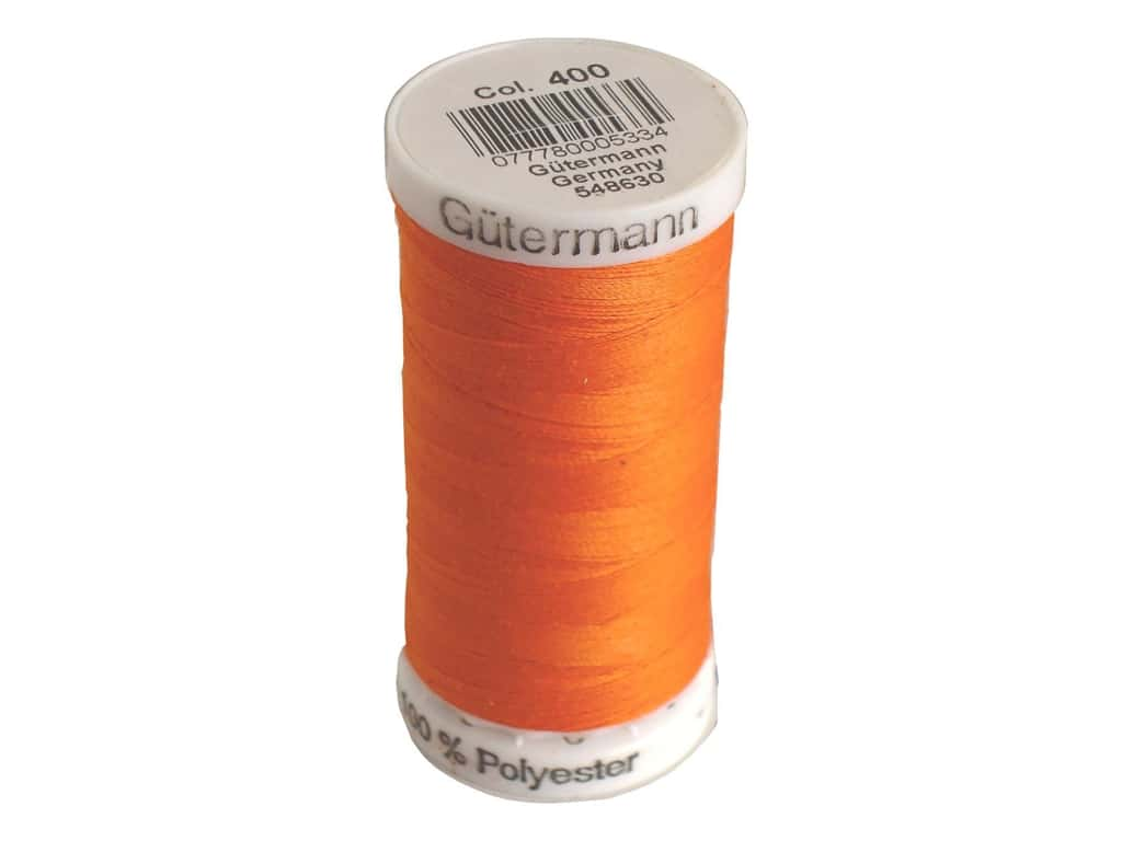 Gutermann Sew-All Thread 273 yd. #400 Poppy