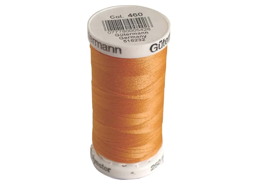 Gutermann Sew-All Thread 273 yd. #460 Apricot