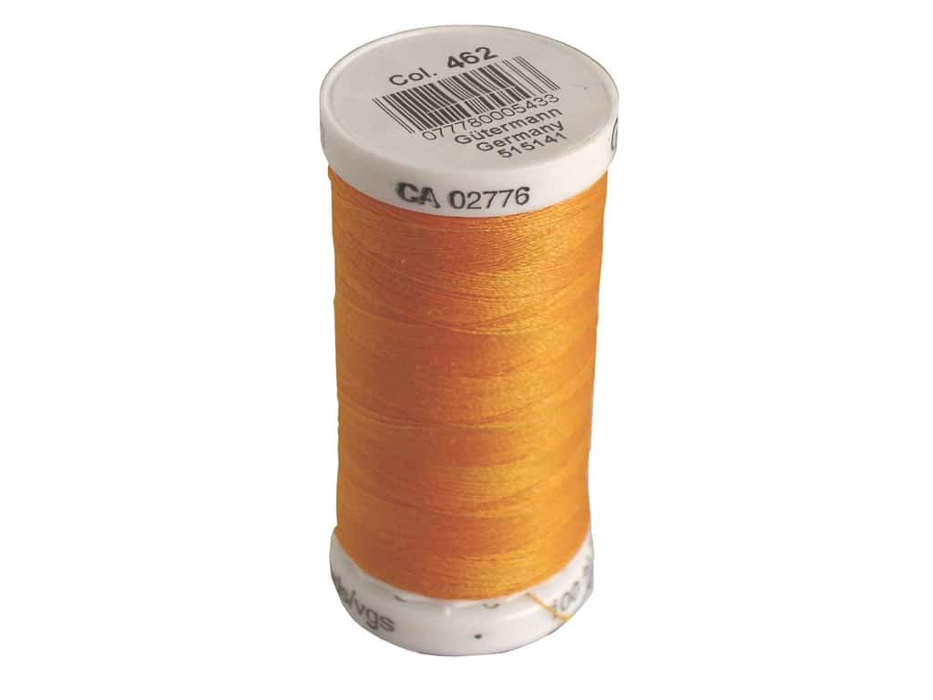 Gutermann Sew-All Thread 273 yd. #462 Tangerine