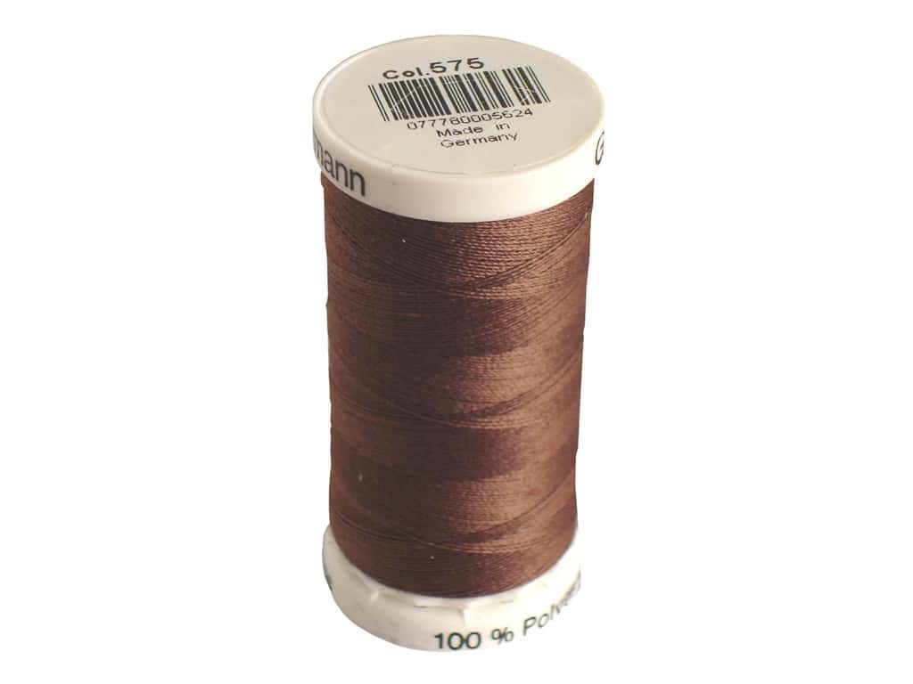 Gutermann Sew-All Thread 273 yd. #575 Saddle Brown