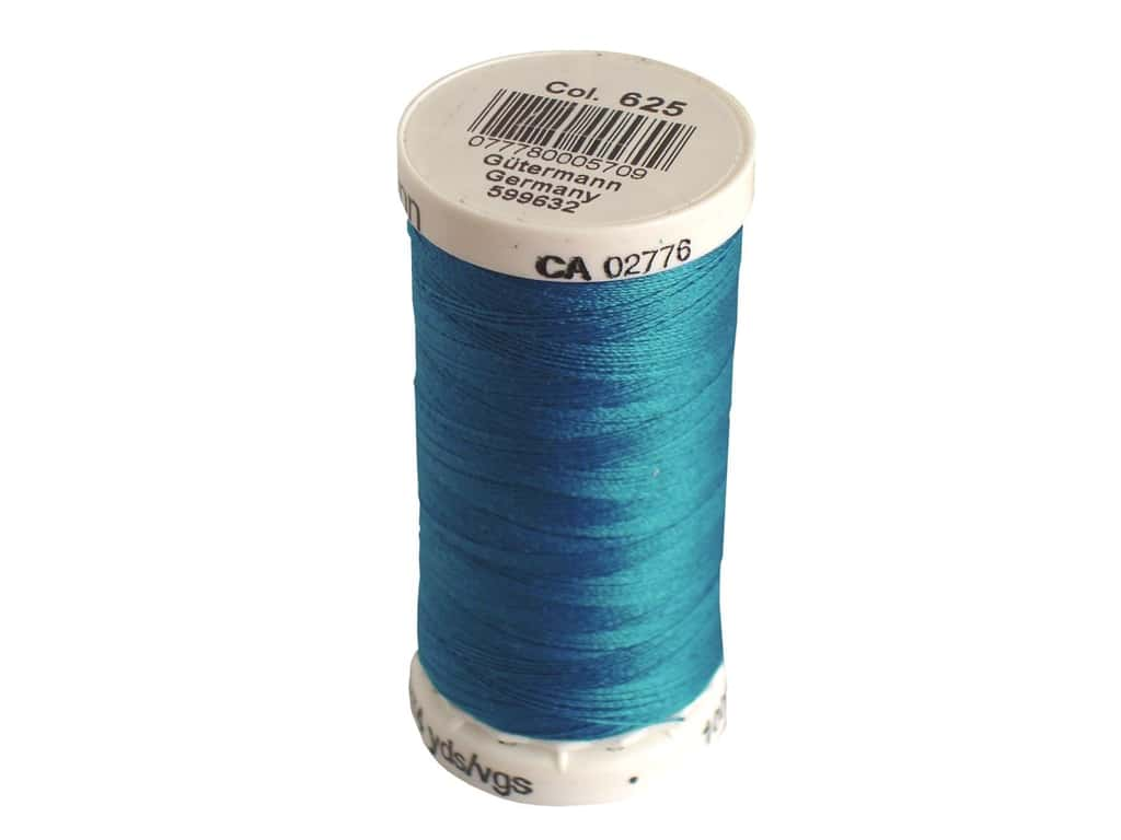 Gutermann Sew-All Thread 273 yd. #625 Ming Blue