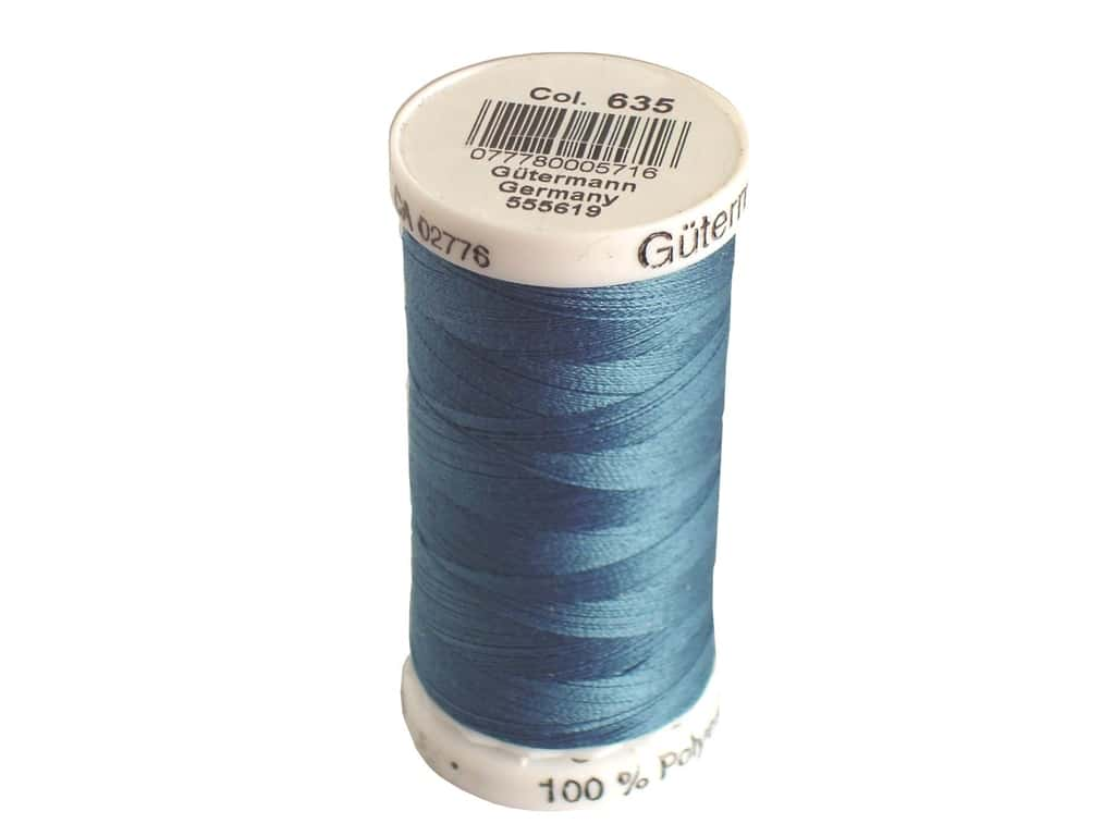 Gutermann Sew-All Thread 273 yd. #635 Light Teal