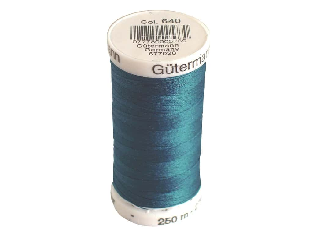Gutermann Sew-All Thread 273 yd. #640 Peacock