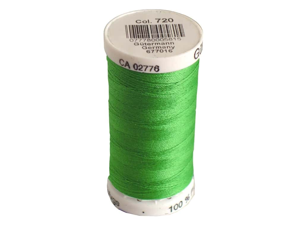 Gutermann Sew-All Thread 273 yd. #720 Fern