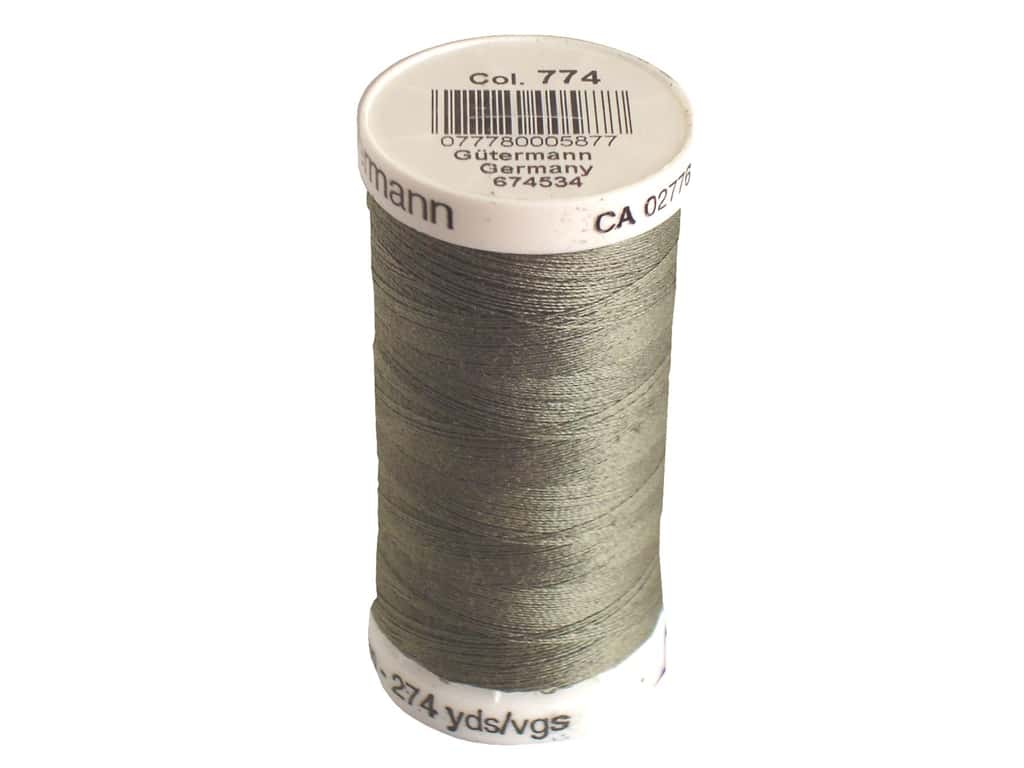Gutermann Sew-All Thread 273 yd. #774 Green Bay