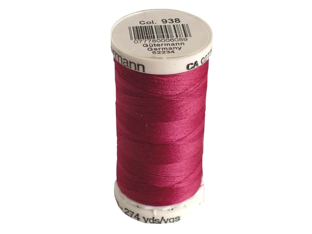 Gutermann Sew-All Thread 273 yd. #938 Cyclamen