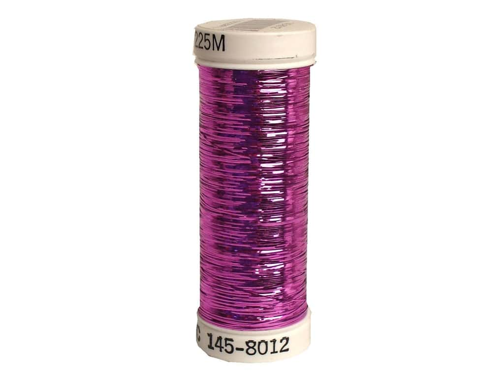 Sulky Silver Metallic Thread 250 yd. #8012 Rose