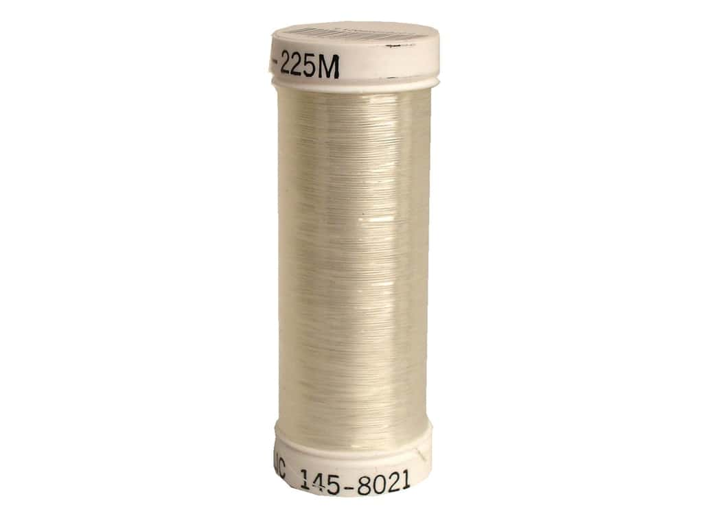 Sulky Silver Metallic Thread 250 yd. #8021 Clear White