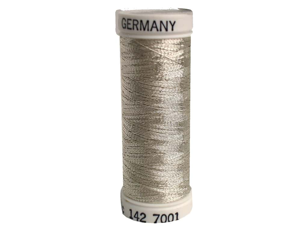 Sulky Original Metallic Thread 165 yd. #7001 Silver