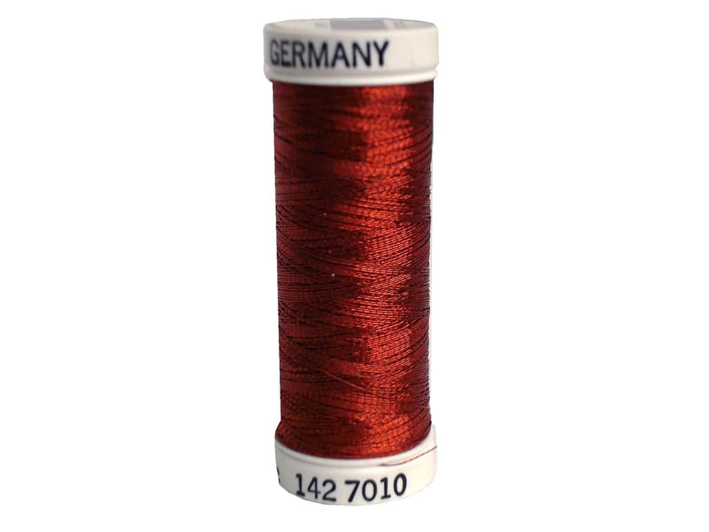 Sulky Original Metallic Thread 165 yd. #7010 Dark Copper