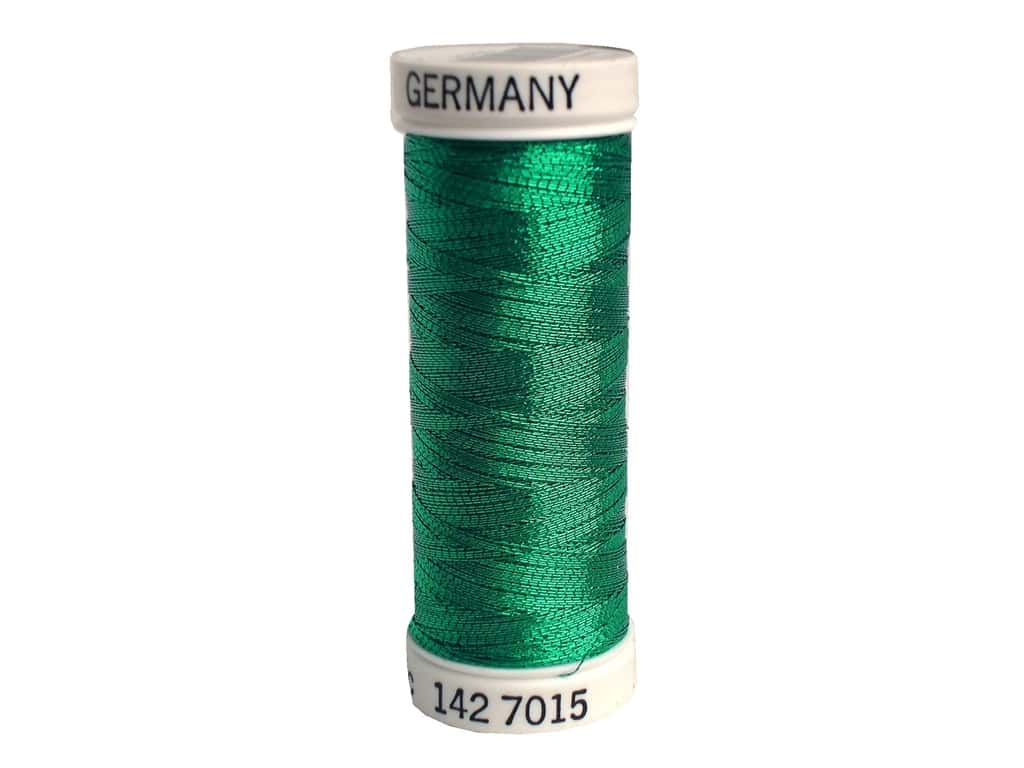 Sulky Original Metallic Thread 165 yd. #7015 Jade Green