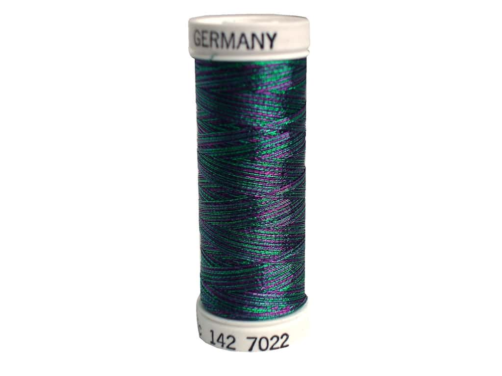 Sulky Original Metallic Thread 165 yd. #7022 Jade/Purple