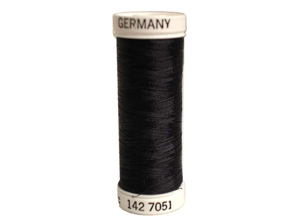 Sulky Original Metallic Thread 165 yd. #7051 Black