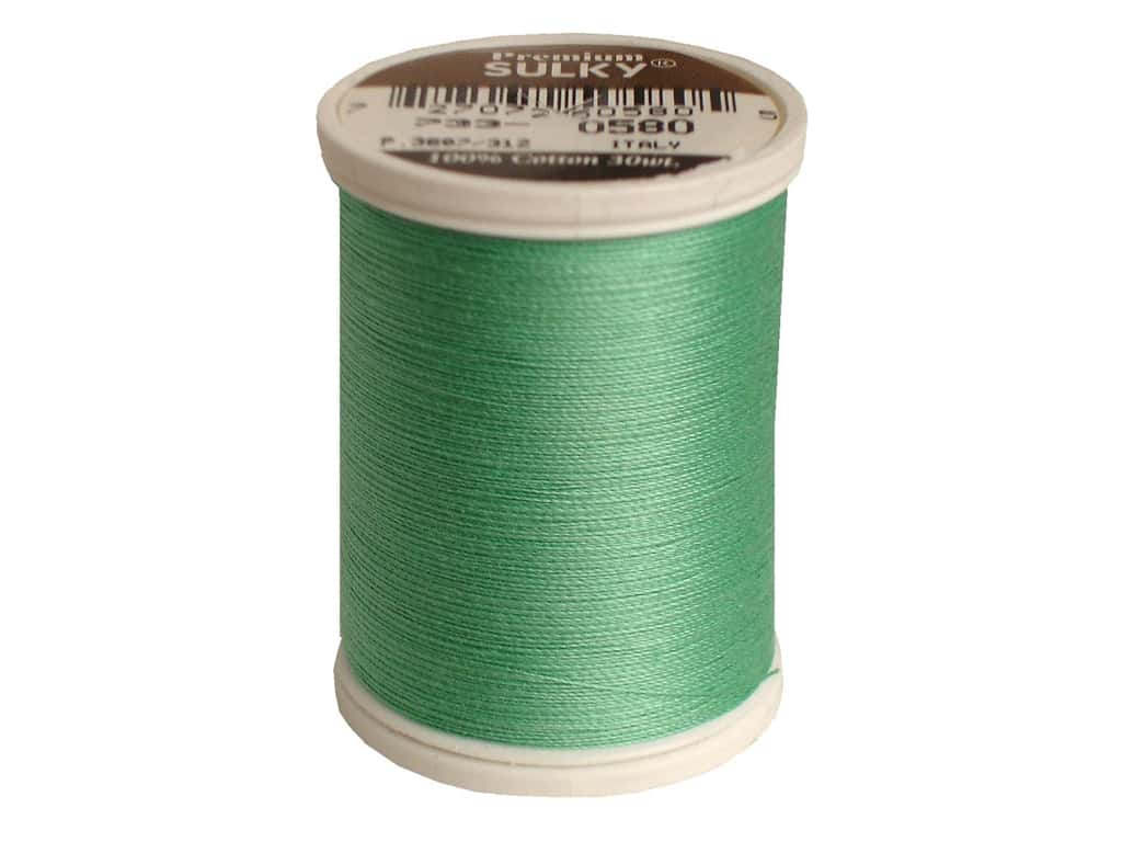 Sulky Cotton Thread 30 wt. 500 yd. #580 Mint Julep