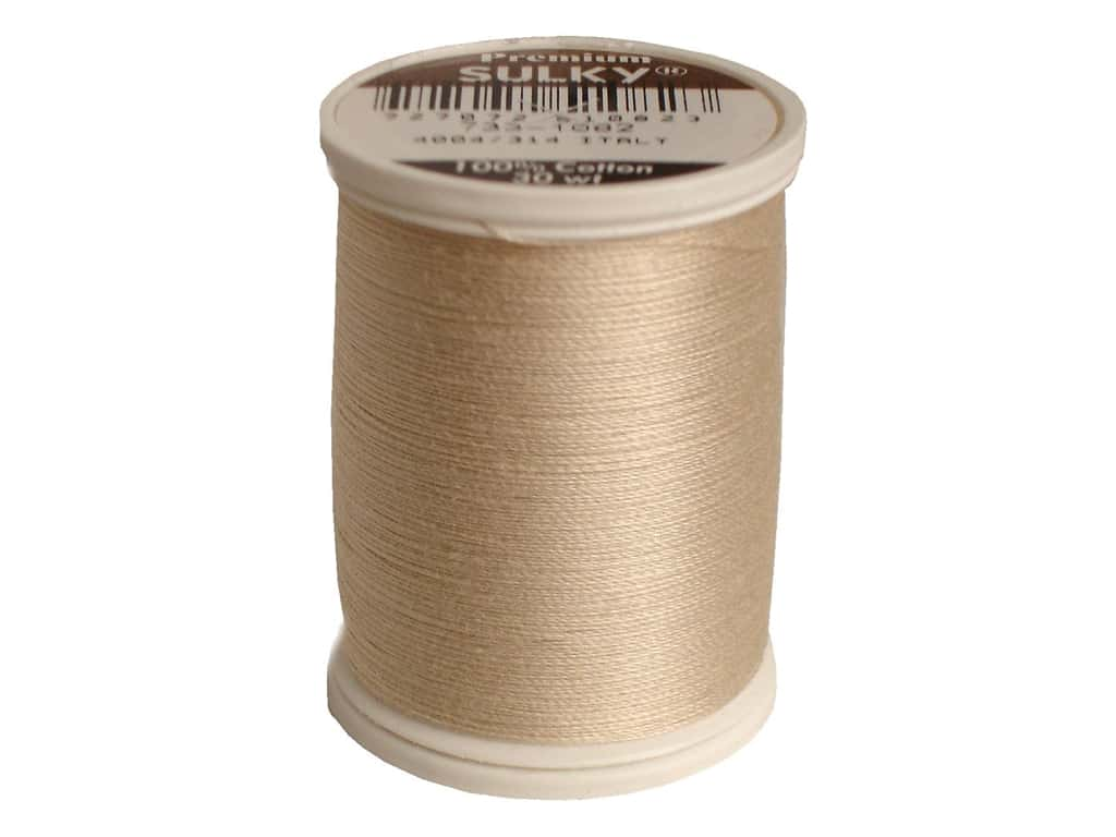 Sulky Cotton Thread 30 wt. 500 yd. #1082 Ecru