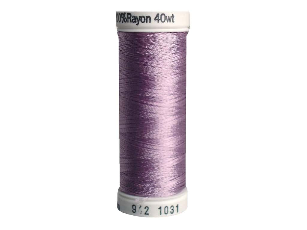 Sulky Rayon Thread 40 wt. 250 yd. #1031 Medium Orchid