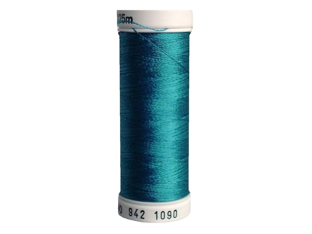 Sulky Rayon Thread 40 wt. 250 yd. #1090 Deep Peacock