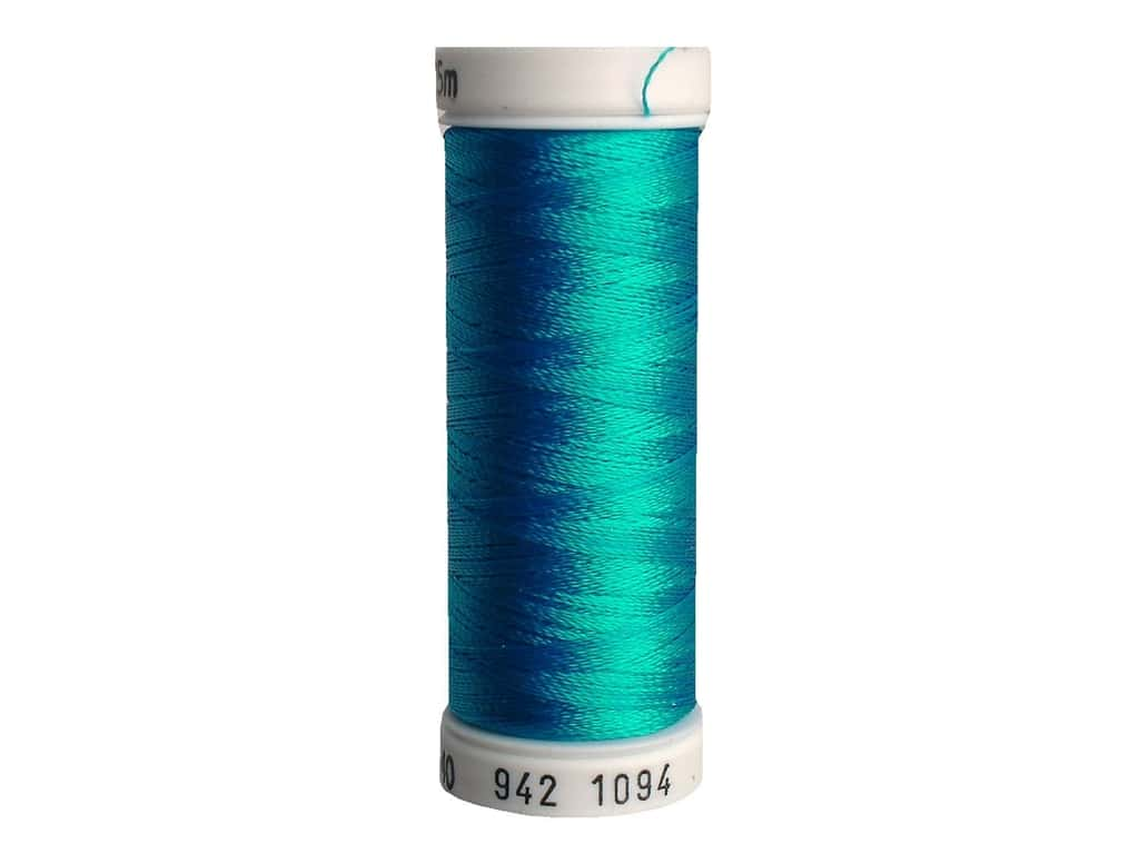 Sulky Rayon Thread 40 wt. 250 yd. #1094 Medium Turquoise