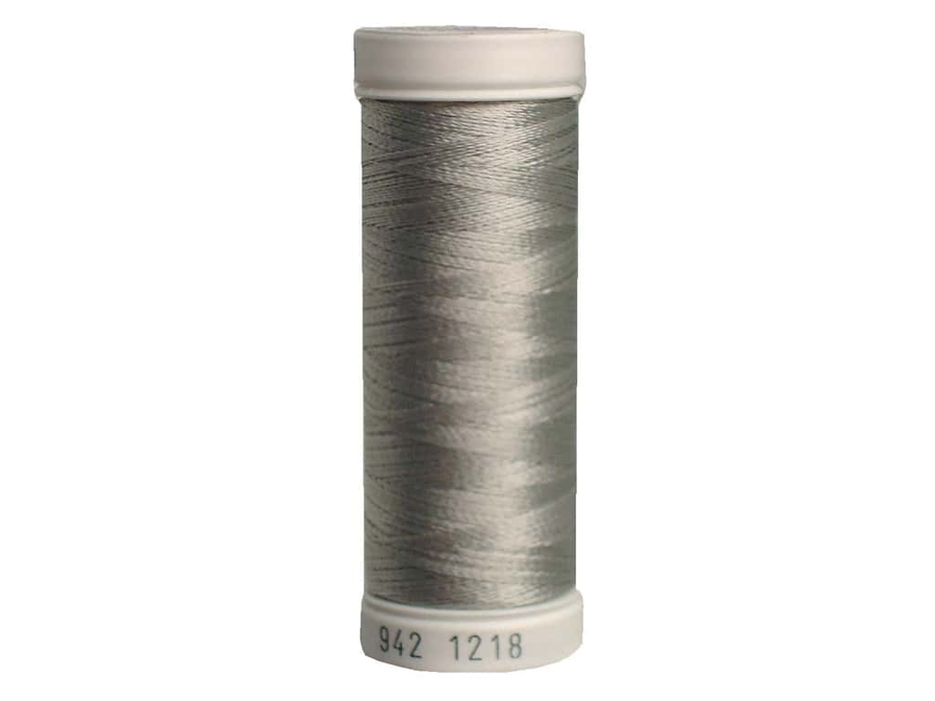 Sulky Rayon Thread 40 wt. 250 yd. #1218 Silver Grey