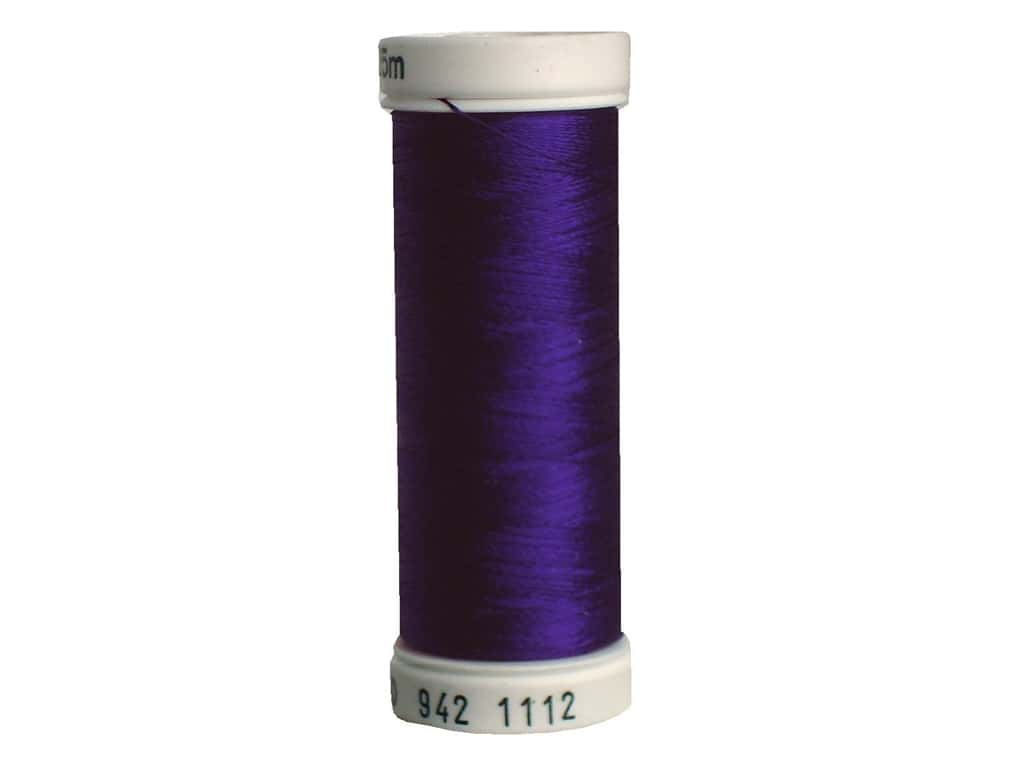 Sulky Rayon Thread 40 wt. 250 yd. #1112 Royal Purple