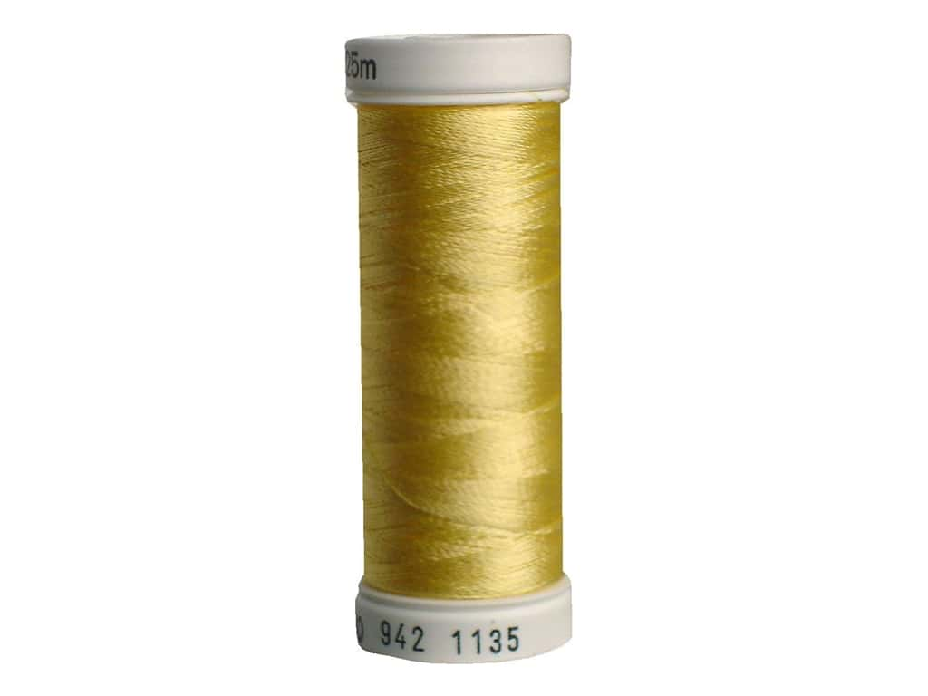 Sulky Rayon Thread 40 wt. 250 yd. #1135 Pastel Yellow