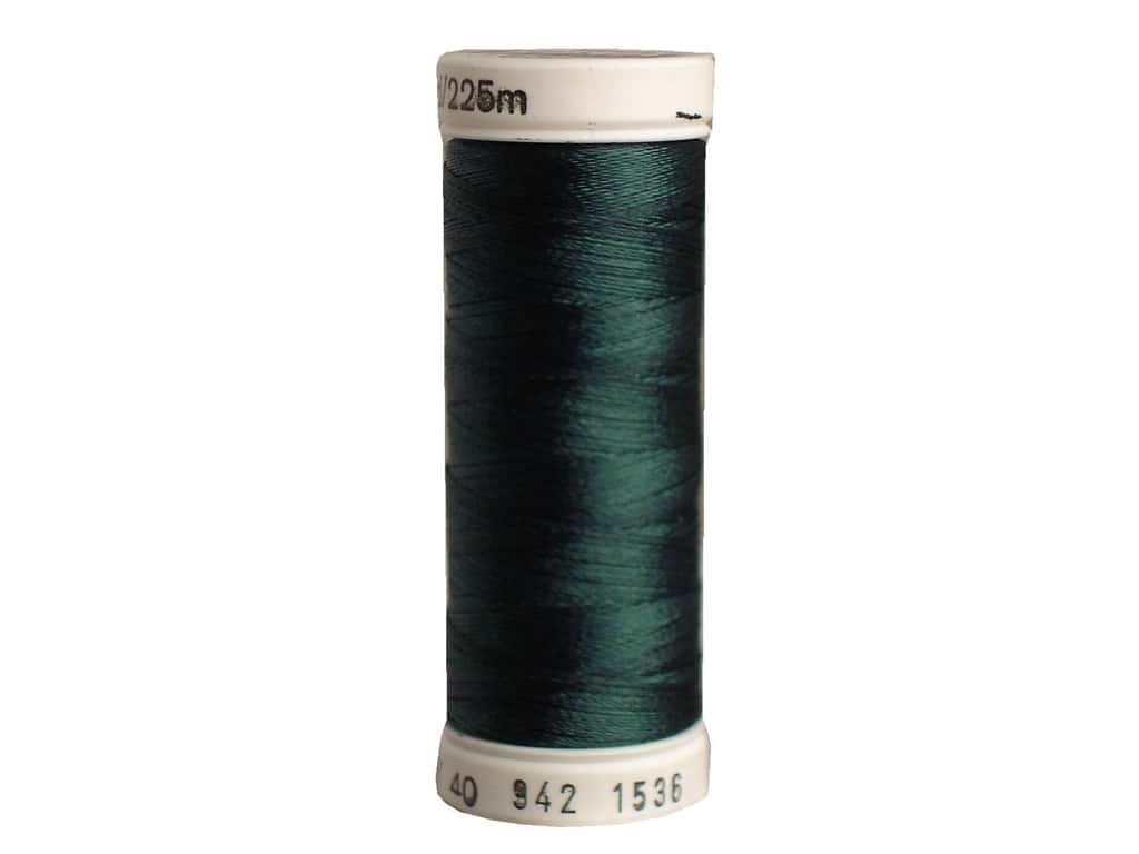 Sulky Rayon Thread 40 wt. 250 yd. #1536 Midnight Teal