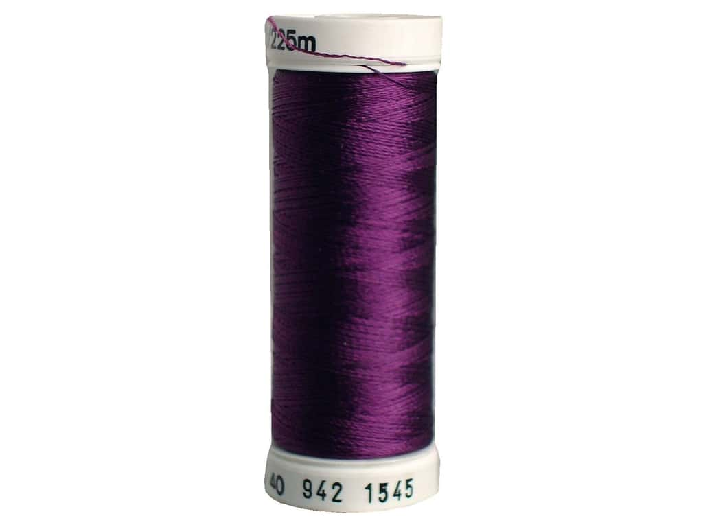 Sulky Rayon Thread 40 wt. 250 yd. #1545 Purple Accent