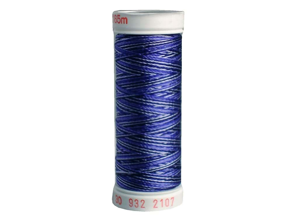 Sulky Rayon Thread 40 wt. 250 yd. #2107 Navy Blues