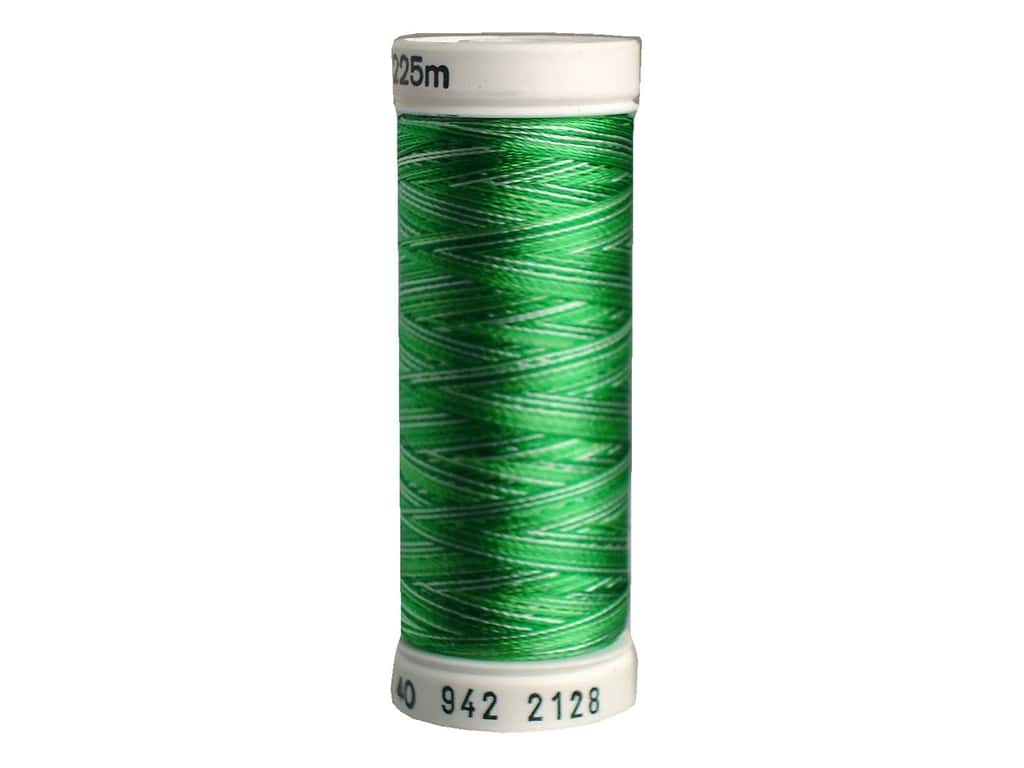 Sulky Rayon Thread 40 wt. 250 yd. #2128 Willow Greens