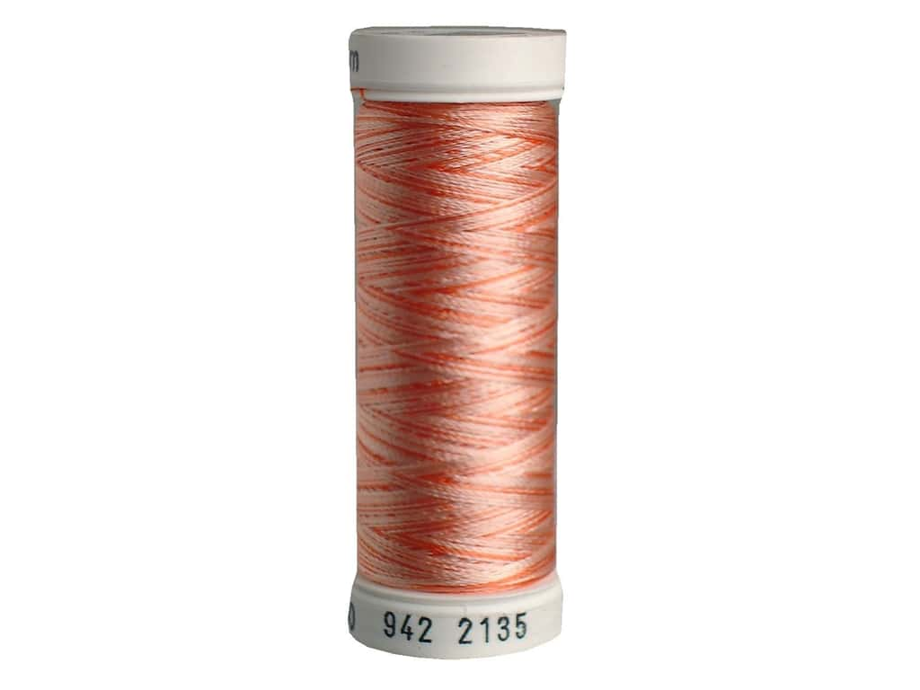 Sulky Rayon Thread 40 wt. 250 yd. #2135 Peaches