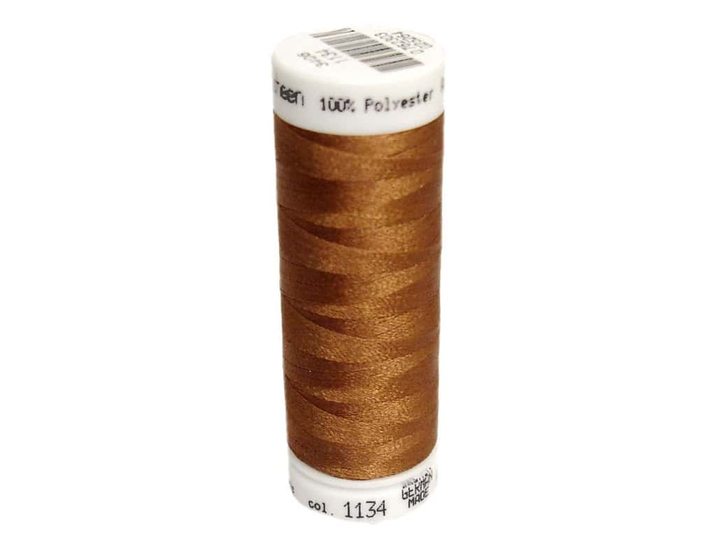 Mettler PolySheen Embroidery Thread 220 yd. #1134 Light Cocoa
